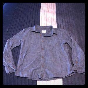 Chambray Button Down Shirt 👕